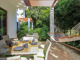 Beautiful Condo Surrounded by Lush Mayan Jungle by olahola