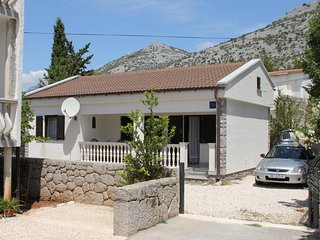 Two bedroom apartment Starigrad (Paklenica) (A-6566-a)