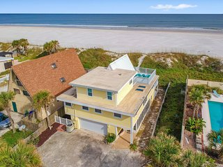 Great Ocean Front Home w/ Spectacular Views on a non-driving Beach!!!