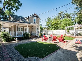 Find 'Bliss' at Downtown Paso Robles Vacation Home