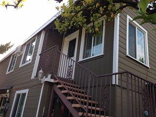 remodeled back house unit
