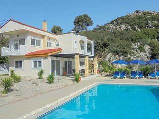 3 bedroom Villa in Archangelos, South Aegean, Greece : ref 5717044