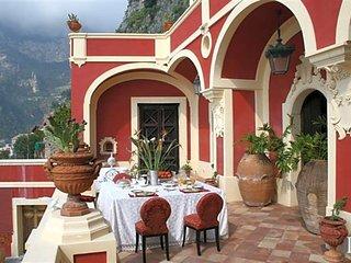 Positano Villa Sleeps 8 with Pool and Air Con - 5433417