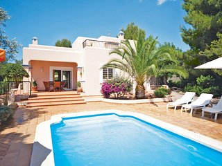 3 bedroom Villa in Sant Joan de Labritja, Balearic Islands, Spain - 5707356