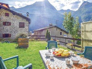 2 bedroom Villa in Sesoret, Aosta Valley, Italy - 5539701