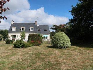 2 bedroom Villa in Sainte-Marine, Brittany, France - 5438398