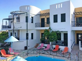 2 bedroom Apartment in Mirtos, Crete, Greece : ref 5716046