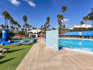 1 bedroom Villa in Maspalomas, Canary Islands, Spain : ref 5704124