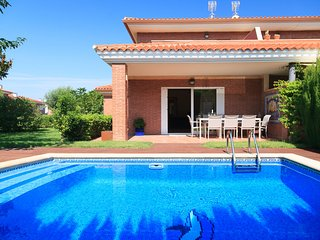 Lovely Villa with private pool in Cap Salou