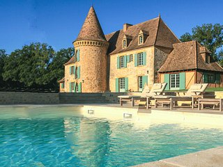 6 bedroom Chateau in Capdrot, Nouvelle-Aquitaine, France - 5716034