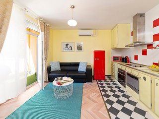 Bru Vintage Near Paris / 2 furnished rooms / Parking / Clim