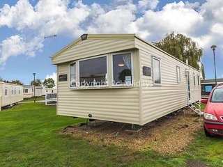 8 Berth caravan with double glazing. At The Orchards Holiday Park. REF 15050 PL