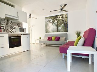 The Garden apartment central Ayia Napa, sleeps 6