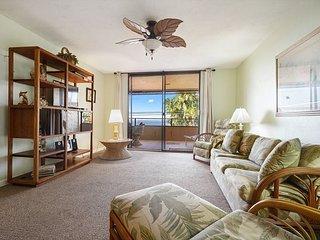 Holualoa Bay Villas: 106 Beautiful Oceanview, AC, Elevators, Wifi!