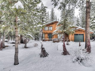 Amazing Squaw Valley Home w/Creekside Setting!
