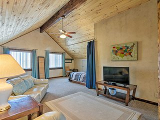 'Sunrise Hollow' Loft Apt - Mins to Bryce Canyon!