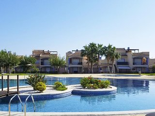 Cozy apartment in El Verger with Washing machine, Pool, Balcony