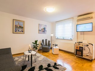 One bedroom apartment Zagreb (A-16241-a)