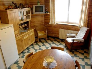 Cozy house in Lalleyriat with Parking, Internet, Washing machine, Garden