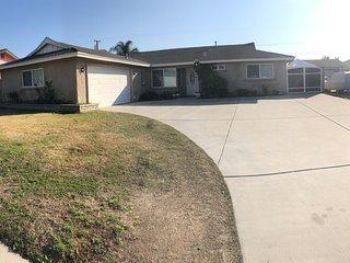 Spacious Anaheim Home
