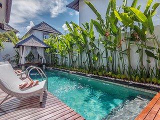 2BDR Private pool villas Jimbaran