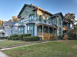 NEW! Historic Springfield House w/ Deck & Patio!