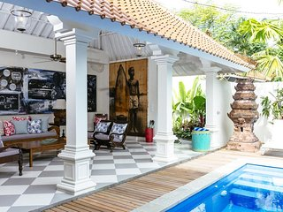 2BDR Good choice villa in seminyak near beach