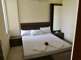 StayEden Service Apartment Rau - 1BHK