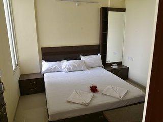 StayEden Service Apartment Rau - 1BHK