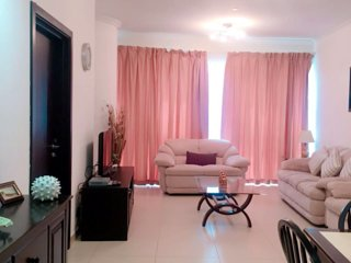 2210 Cozy 1 BHK in Jumeirah Lakes Towers (2 min Walk to Metro Station)