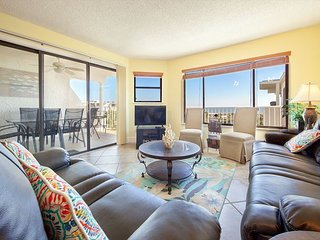 New Upgrades! Stunning Ocean View Condo Colony Reef Club 3401