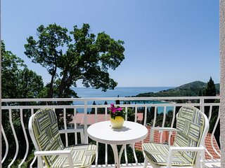 Apartment Marmo- Superior One Bedroom Apartment with Balcony and Sea