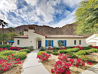 Gated Legacy Villa w/ Mountain Views - Pools, Hot Tubs, Fitness & Snack Bar