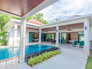 THE NEST- Vibrant 2BR Pool Villa