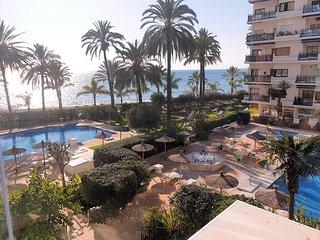 Skol 101 Beach Front Studio Marbella