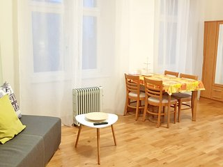 Nice apartment for 2-4 persons in Prague center
