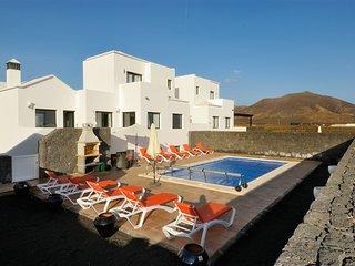 5 bedroom Villa in Playa Blanca, Canary Islands, Spain : ref 5700506