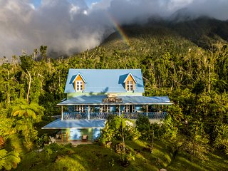 Harmony Villa, a 3 Bedroom Villa in the Heart of Dominica