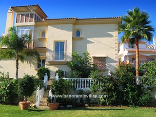 4 bedroom Villa in Mijas, Andalusia, Spain : ref 5700519