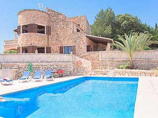 4 bedroom Villa in Cas Concos, Balearic Islands, Spain - 5000802