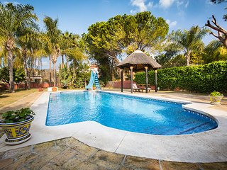 5 bedroom Villa in Mijas, Andalusia, Spain : ref 5700450