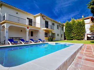 5 bedroom Villa in Mijas, Andalusia, Spain : ref 5700437