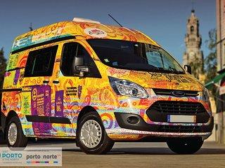The Getaway Van - Adventure
