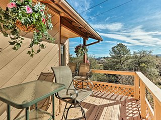 Modern Cottage w/ Deck Near Downtown Prescott