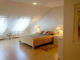 Spacious Duplex near Park and Metro in Vinohrady by easyBNB