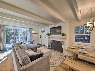 NEW! Updated Lake Arrowhead Home-0.5 Mi to Village