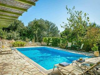 2 bedroom Villa in Syvota, Ionian Islands, Greece : ref 5706262