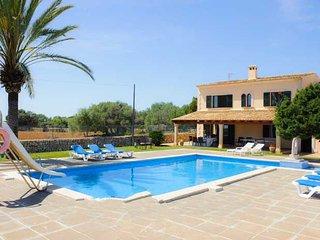 5 bedroom Villa in Cala Ferrera, Balearic Islands, Spain - 5000774