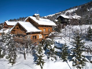 7 bedroom Chalet in Meribel, Auvergne-Rhone-Alpes, France - 5689788