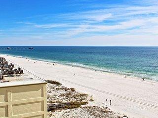 Beautiful Gulf Shores AL Beachfront Condo for Rent! Sleeps 4